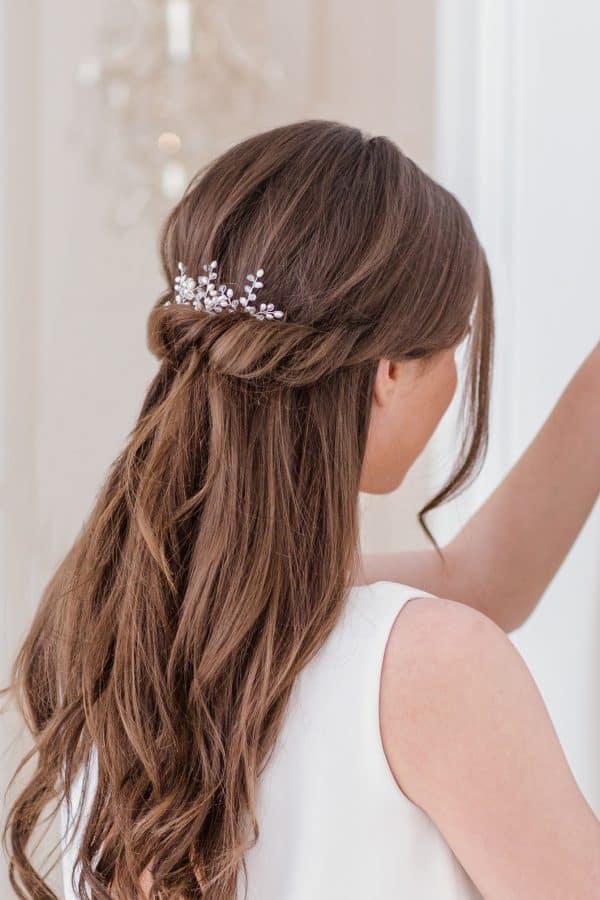 accesorii păr mireasă, accesorii par coc, ace par mireasa,ace par perle,accesorii par nunta