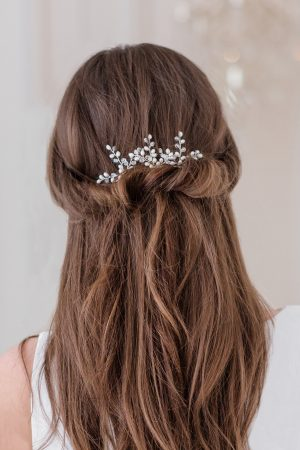 bridal hair accessories, bridal hair pins, pearl hair pins, pearl headpiece, wedding hair accessories