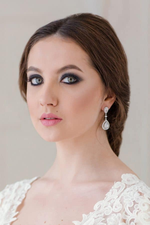 crystal bridal jewelry, crystal drop earrings, wedding drop earrings, bridal drop earrings, crystal wedding earrings